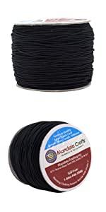 1mm Elastic Cord