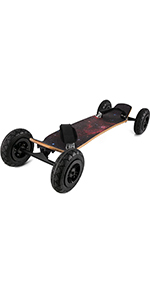 motorized skateboard all terrain