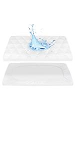 pack n play mattress protector