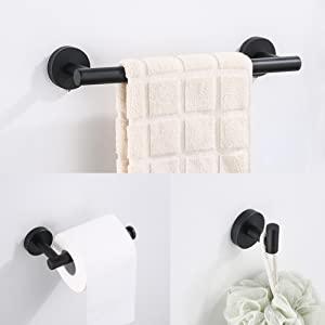 bathroom hardware set