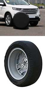 Universal Tire Cover