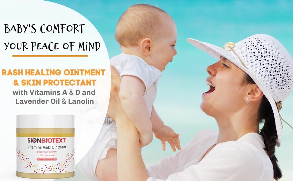 diaper ointment moisture barrier cream, baby ointment natural diaper cream baby supplies for newborn