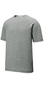 Opna Men's Athletic Performance Dry Fit Tri-Blend Shirts
