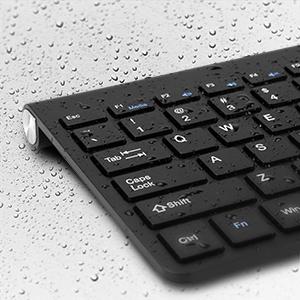 Mini USB Wireless Keyboard