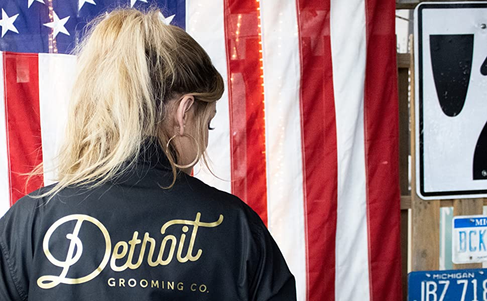 Detroit Grooming Co. USA