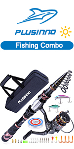 fishing rod and reel combos