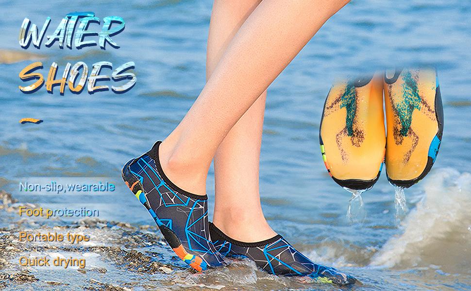 water shoes SaphiRose