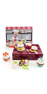 Cupcake Toy