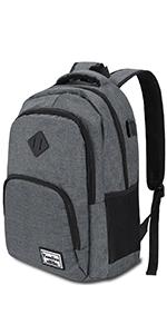 charging backpack