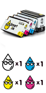 Compatible Ink Cartridges for HP 952XL