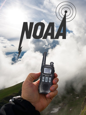 walkie talkies noaa