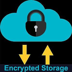 encrypted storage