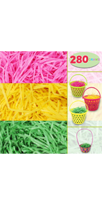 Easter Grass Recyclable Paper Shred