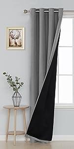 2 panel blackout curtains