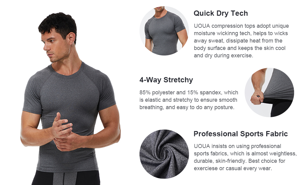 Quick Dry Stretchy Professional Sports Fabric