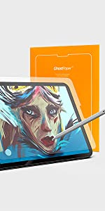 ipad pro paper feel screen protector