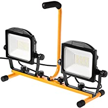 work light with stand
