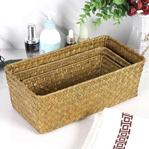 Home Storage Organizer Basket Bin