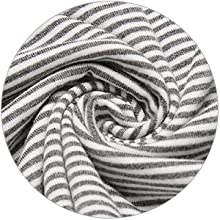 Classic Stripe Nightshirt Soft Material