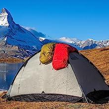 Long Heavy Duty Plastic Zipper by the Yard for Tents Sleeping Backs Camper Pop Up Window Awning