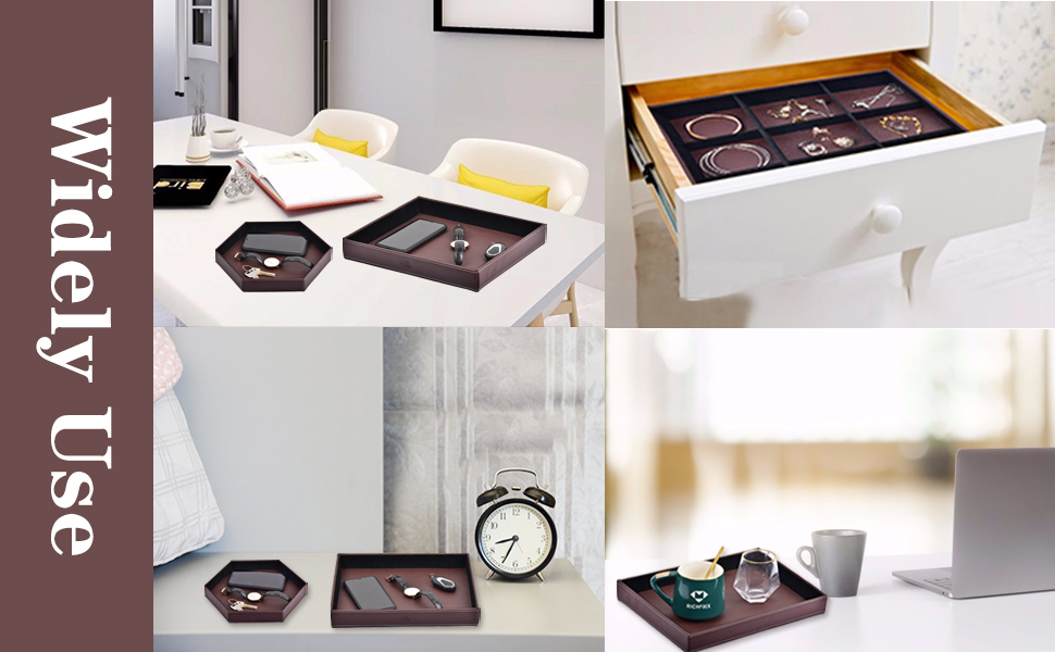 Trays are suitable for different scenarios