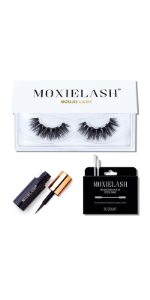 MoxieLash Magentic Eyeliner Liquid Boujie Kit