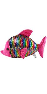 sequin fish
