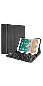 iPad 9.7 2018/2017 Keyboard Case