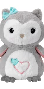 Sweet Owl Dreams Plush