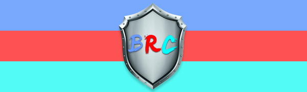 BRC brand of the painting