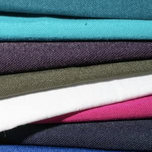 Rekucci classic stretch woven fabric swatches
