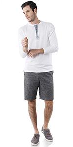 henley raglan long sleeve round bottom moon color block activewear mens signature teen teenager
