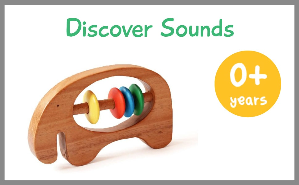 rattle toys for babies shumee wooden toys