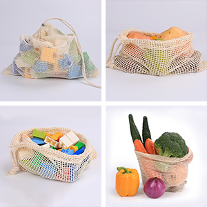 outdoors tribe reusable produce bags