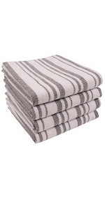 striped terry kitchen towels
