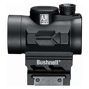 Side View of Bushnell TRS-26 Red Dot Sight Riflescope