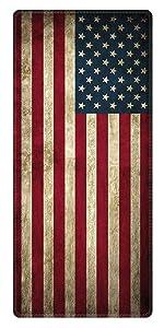 USA Flag XXL Mouse Pad