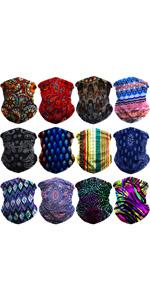 buff headwear balaclava face mask shield neck warmer head wrap gaitor sun dust wind hair band scarf