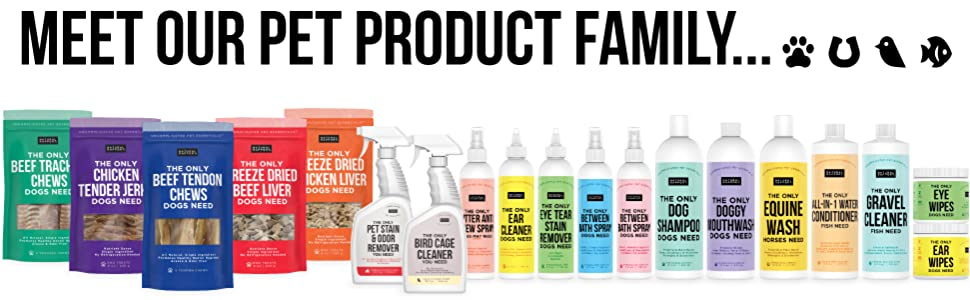 pet product family
