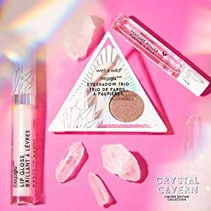 Wet n Wild - Crystal Cavern, Eyeshadow, Lip Gloss, Perfume