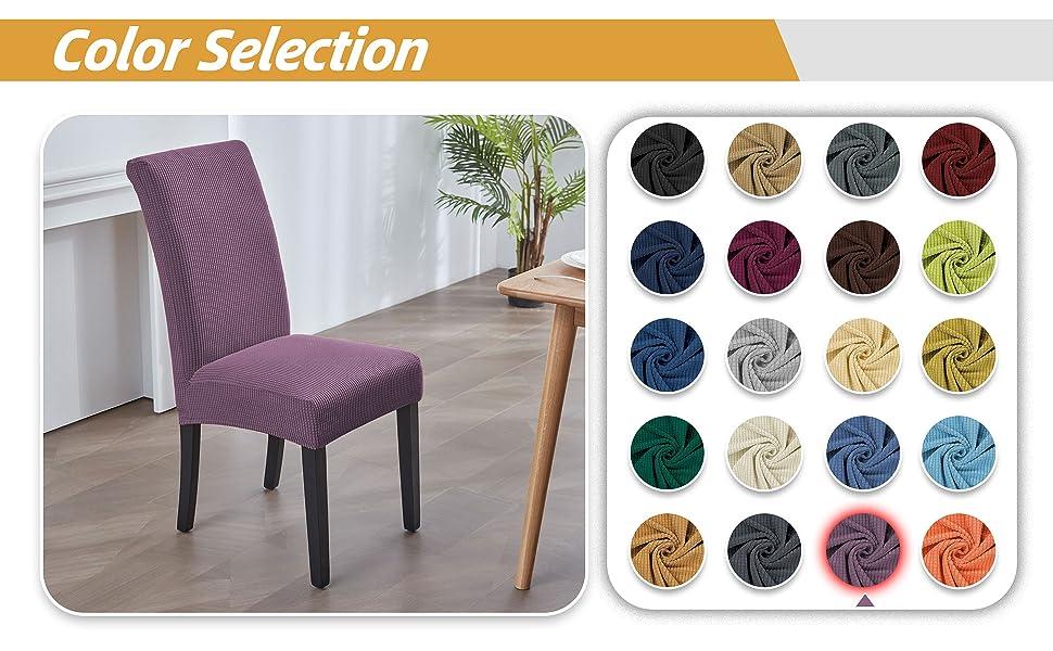 Purple Chair Cover A+2