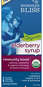 Organic Kids Elderberry Syrup