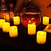 flameless candles remote