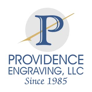 Providence Engraving Stacked Logo
