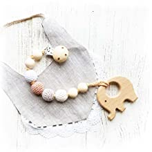 baby products teething toys bonnets wooden rattles, beaded bracelet bunny rattle reversible bib baby
