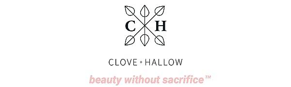 clove + hallow organic foundation natural foundation vegan foundation makeup