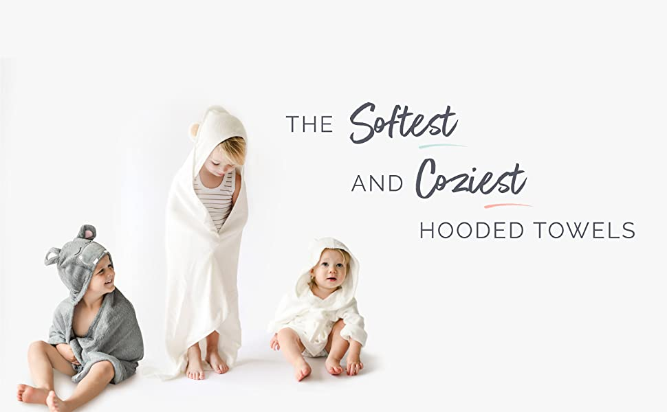 softest soft cozy baby bath hooded towel bamboo toddler babies essential
