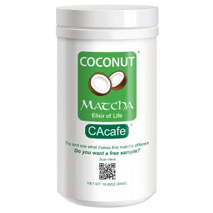 Coconut matcha