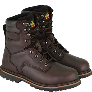 "Thorogood V-Series Men's 8"" Work Boot Safety Toe"