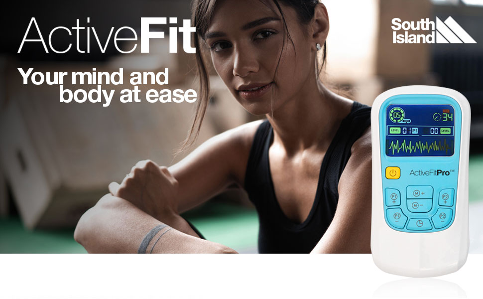 ActiveFit is a medical technology platform designed to alleviate pain, increase tissue oxygenation.